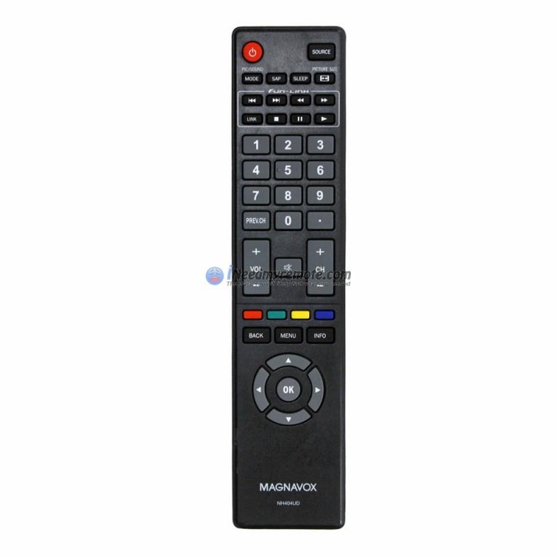 Genuine Magnavox Nh404ud Tv Remote Control